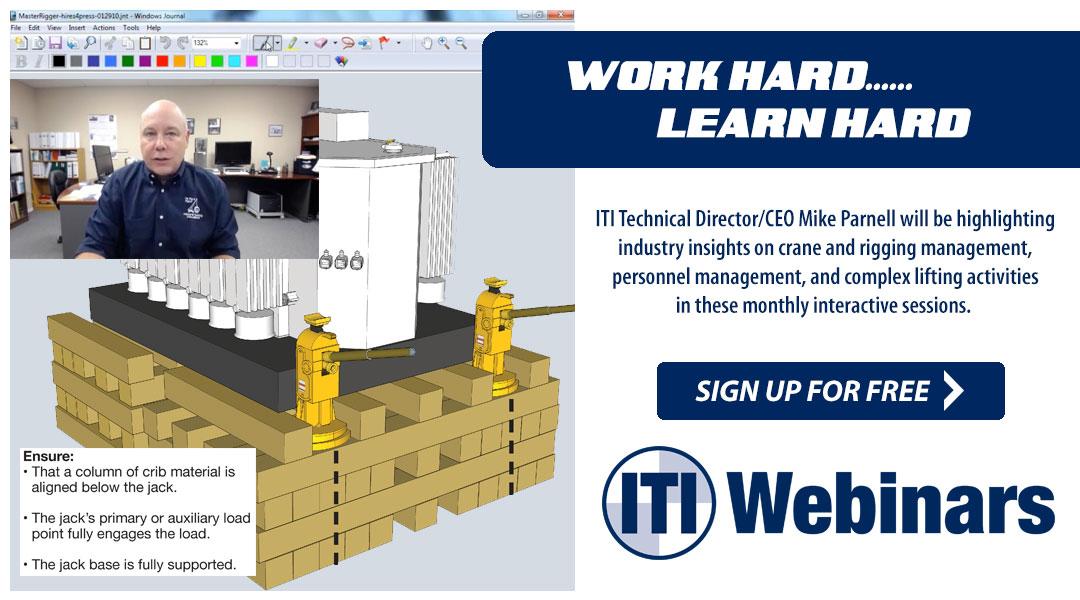 ITI Webinars